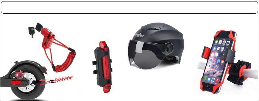 Accessoire pour trottinette électrique de toutes marques • TROTTIMAG